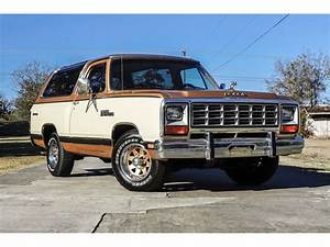 1985 Dodge Ramcharger For Sale