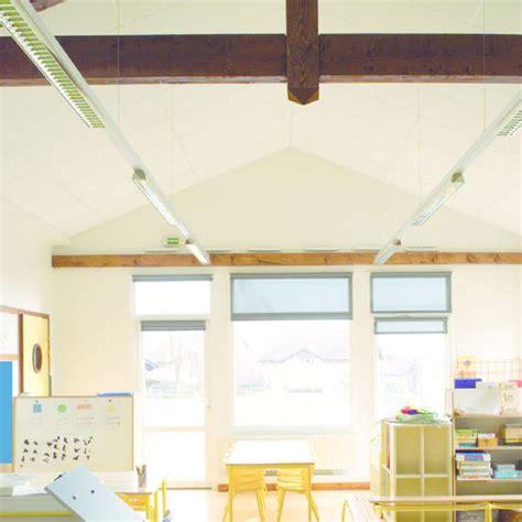 dalles acoustiques de plafond en trois 233 paisseurs rockfon