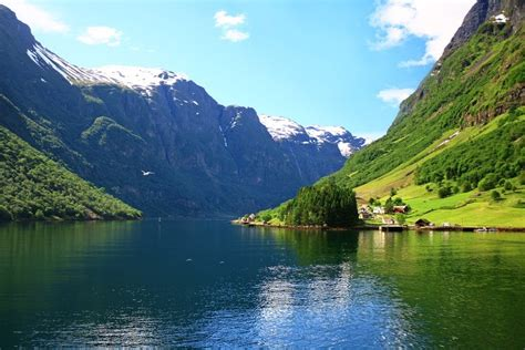 Beautiful Places To See Fjords, Norway Youtube