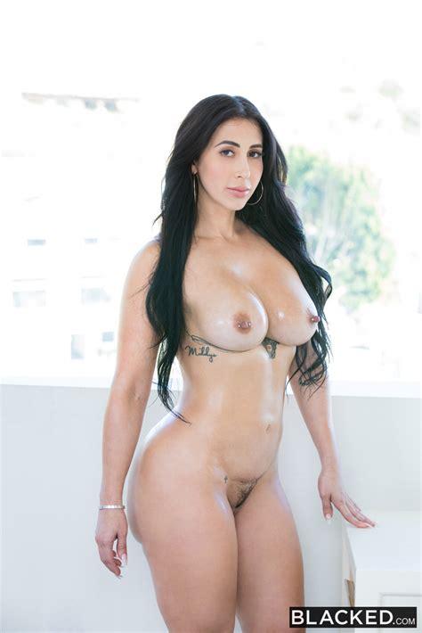 Valerie Kay shown enjoying a big sweaty black dick at PinkWorld Blog