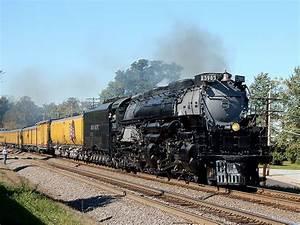 Union Pacific Challenger 4-6-6-4 3985 | trains | Pinterest ...