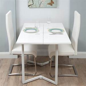 Wall, Mounted, Fold, Out, Dining, Table