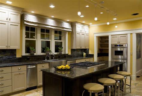interior design for kitchen kitchen recessed interior design lighting solutions in