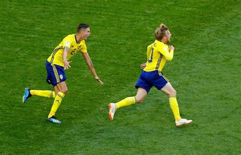 Sweden vs Switzerland 1-0: All Goals and Highlights (VIDEO)