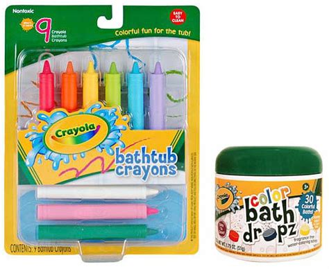 crayola bathtub crayons refill gifts for babies non ideas for boys