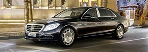 2017 Mercedes-Maybach S600 and S550 4MATIC Features