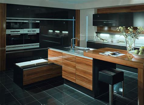 cuisine moderne bois massif cuisine design bois massif