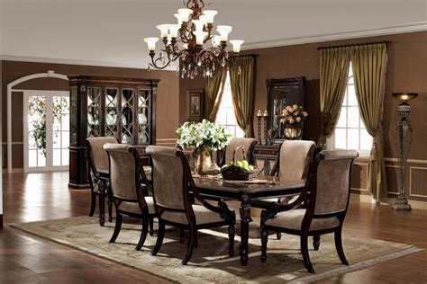 formal dining room tables elegant formal dining room furniture marceladick com