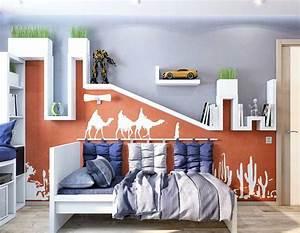 Kinderzimmer Junge 4 Jahre : kinderzimmer jungen ideen ~ Sanjose-hotels-ca.com Haus und Dekorationen