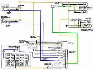 Turn Signal Switch Wiring Diagram  Msi  Wiring Diagram