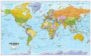 World Map Scale - grahamdennis.me