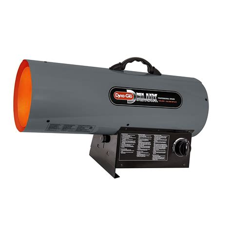 Propane Forced Air Heater Portable Outdoor Warm 84 Watts