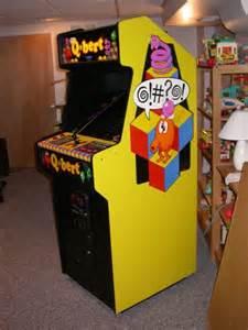 Q Bert Arcade Games 80s