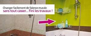 Recouvrir Un Carrelage Mural : recouvrir carrelage cuisine ~ Melissatoandfro.com Idées de Décoration