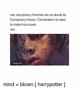 Me Conspiracy Theories Are So Dumb Lol Conspiracy Theory ...