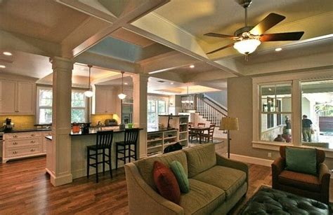 ideas  craftsman home interiors  pinterest