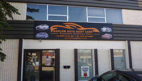 auto body shop  calgary barlowautobody   remove