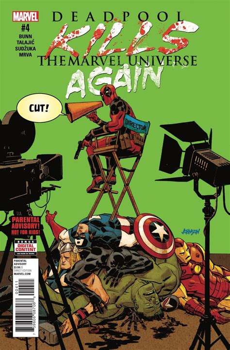 deadpool kills  marvel universe  vol   marvel