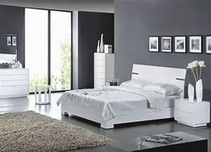 fraiche peinture chambre gris et blanc idees de design With couleur beige peinture murale 14 1001 idees fantastiques pour la deco de votre salon moderne