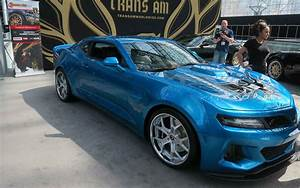 2018 Trans Am Revealed at the 2017 New York Auto Show with 1,000 Hp New Concept Cars