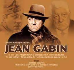 jean gabin aktor francuski gwiazdy kina