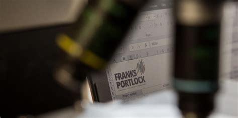 asbestos air testing franks portlock