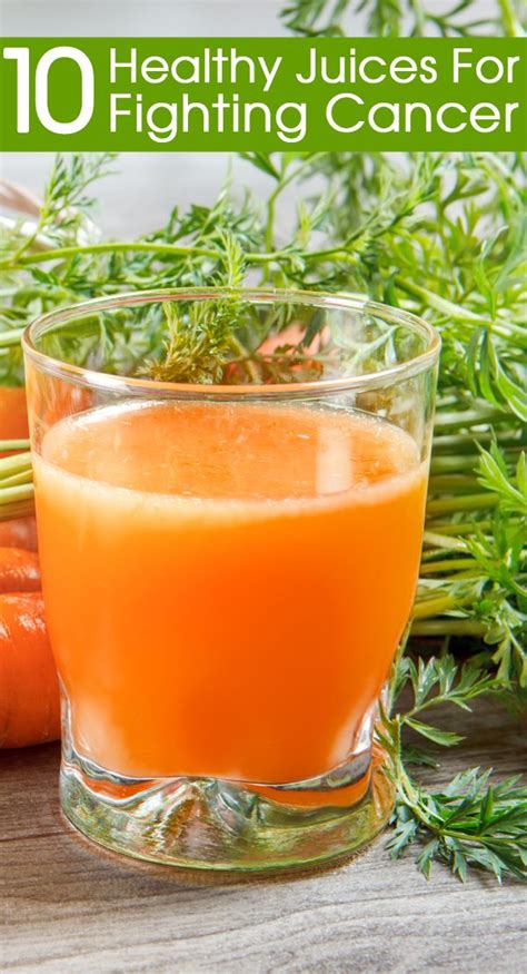 cancer fighting cure healthy juices drinks food lung fruits
