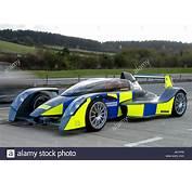 Caparo T1 Supercar With Police Markings Britain UK Stock