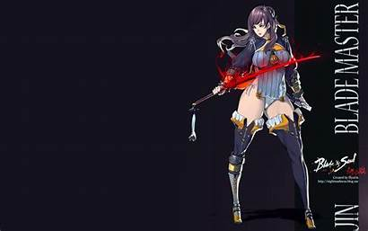 Blade Soul Wallpapers Anime Games Wallpapersafari Hipwallpaper