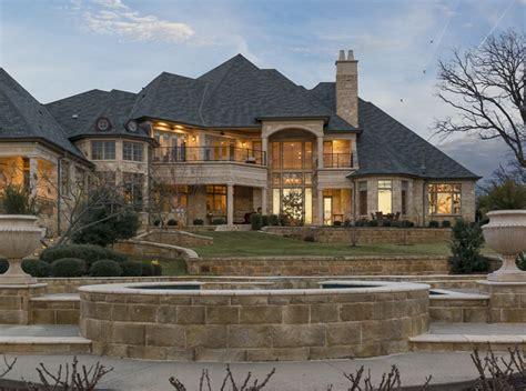 million stone mansion  colleyville tx homes