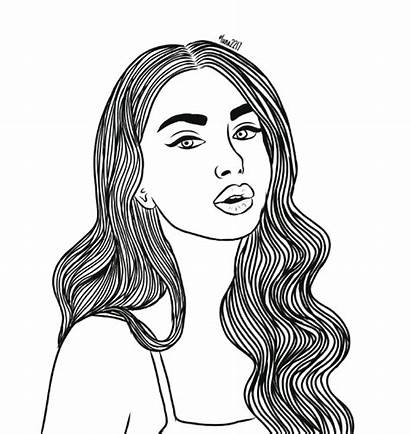 Outline Drawing Chubby Effects Picsart