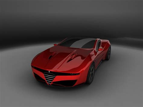 alfa romeo montreal concept alfa romeo montreal concept by lrseinauto on deviantart