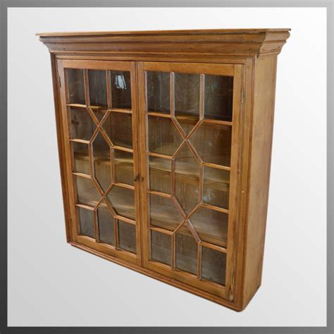 Antique Pine Bookcase by Antique Pine Bookcase Display Wall Cabinet Antiques Atlas