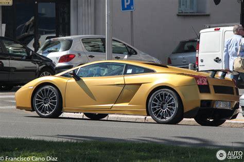 Lamborghini Gallardo Superleggera 4 November 2018