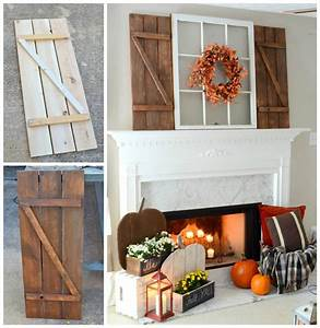 11, Fall, Diy, Farmhouse, D, U00e9cor, Ideas, That, You, Need, To, Try