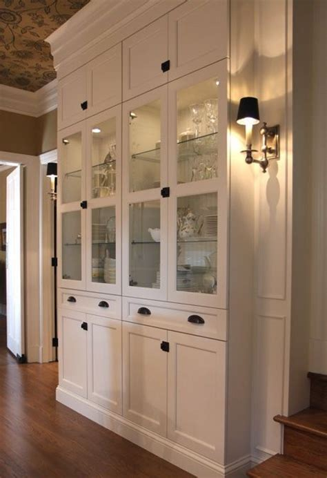 built in china hutch built in china cabinet designs woodworking projects plans