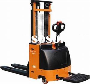 Semi Electric Pallet Jack For Sale