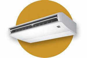 Under Ceiling Systems  Commercial Ac  U0026 Heating