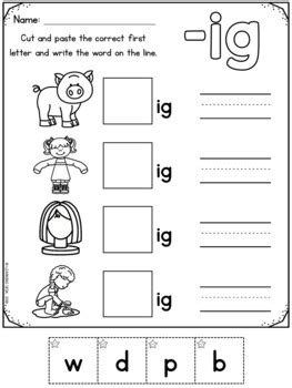 cvc words worksheets kindergarten short vowel worksheets