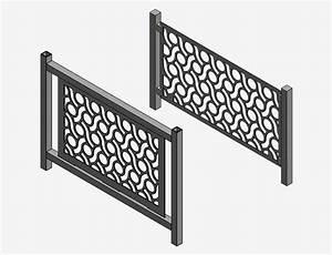 Panneau Décoratif Extérieur : panneau decoratif metal exterieur fabulous panneau ~ Premium-room.com Idées de Décoration