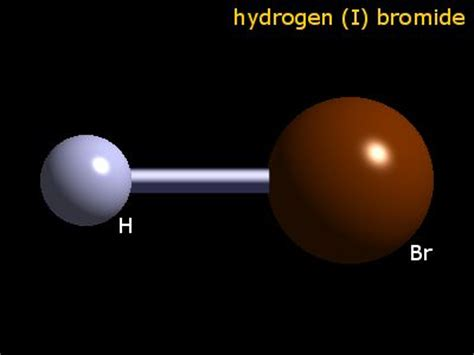 webelements periodic table hydrogen hydrogen bromide