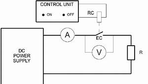 electric contact resistance measurement circuit ec With electrical principles measuring current voltage and resistance