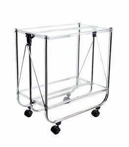 Table Roulante Pliante : table roulante pliante transparente ~ Dode.kayakingforconservation.com Idées de Décoration