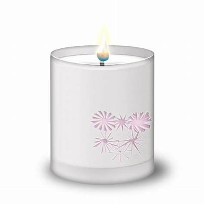 Candle Glass Frosted Icon Icons Diwali Transparent