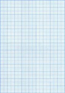 vector graph paper blue graph paper stock image image of measurement color