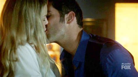 lucifer  opening scene lucifer chloe   kiss