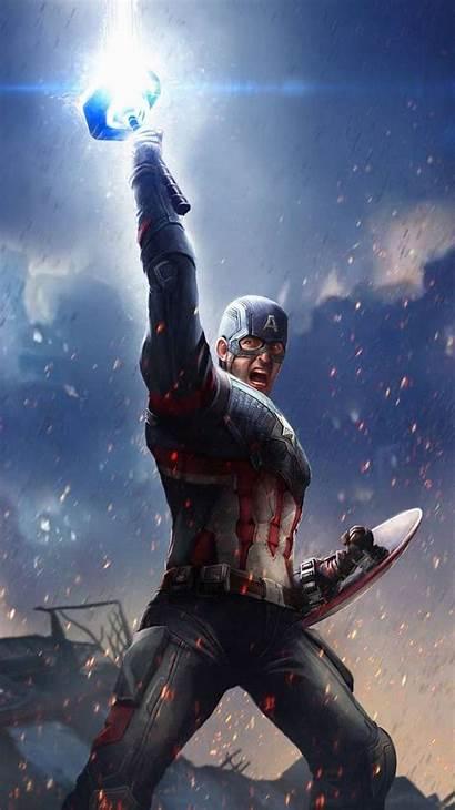 Hammer Captain America Thor Lifts Iphone Stormbreaker