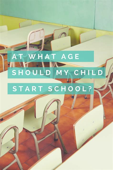 school starting age 2015 update planning with 738 | at what age should my child start school 1