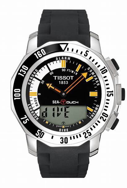 Tissot Touch Sea T026 Meters Watches