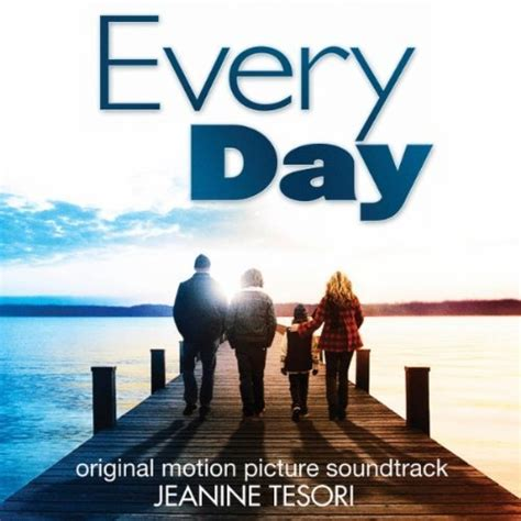 Every Day Soundtrack Released Film Music Reporter